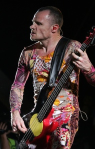 Flea - Bass player for the Red Hot Chili Peppers