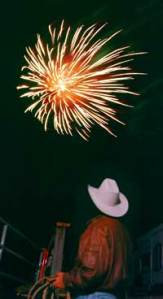 Cowboys and Fireworks