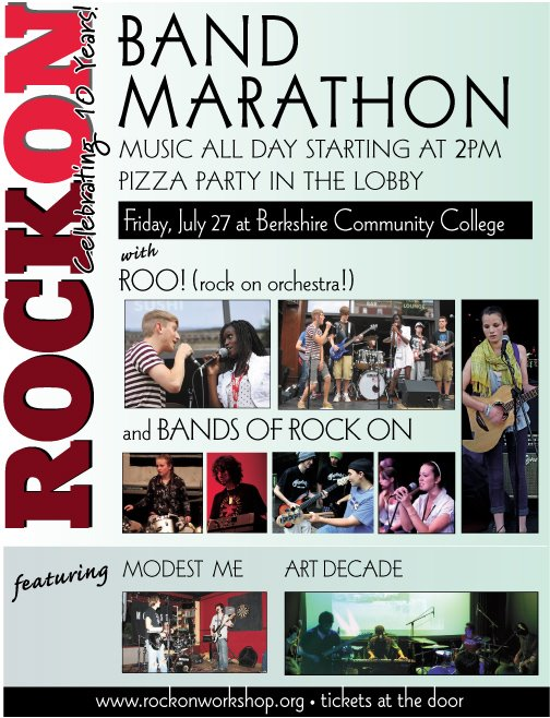 Rock On Band Marathon