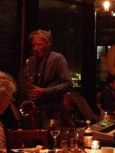 Charles Neville at Mission